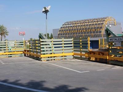 Lipasam contará con un nuevo punto limpio en los terrenos del puerto de Sevilla con el objetivo de ampliar el servicio e incrementar la recogida selectiva