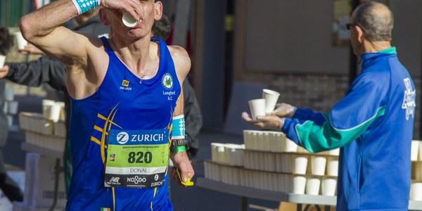 Lipasam diseña un dispositivo formado por 85 trabajadores y 50 vehículos para velar por la limpieza del Zurich Maratón de Sevilla más sostenible