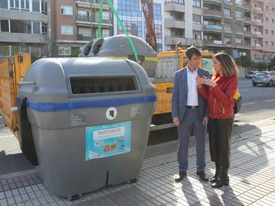 Lipasam incrementó el reciclaje casi un 19 % en el primer trimestre de 2020, hasta superar las 9.000 toneladas de papel, cartón, vidrio, envases y materia orgánica, pese al cierre de bares y comercios por la pandemia