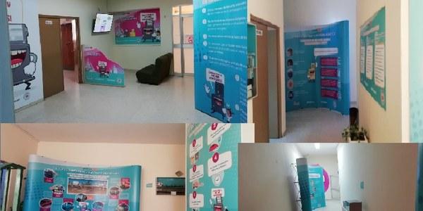 LIPASAM INICIA UNA CAMPAÑA PARA FOMENTAR EL USO CORRECTO DE LOS BUZONES DE RECOGIDA NEUMÁTICA EN LA ZONA NORTE