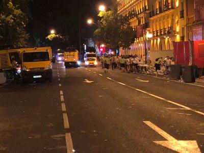 Lipasam organiza un dispositivo para la celebración de la KH-7 Nocturna del Guadalquivir y el resto de eventos de este fin de semana